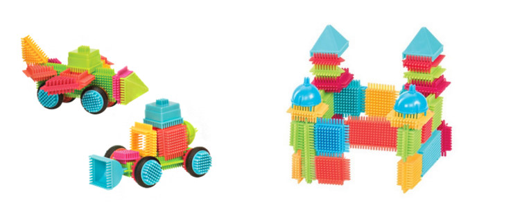 Bristle Blocks for Toddlers