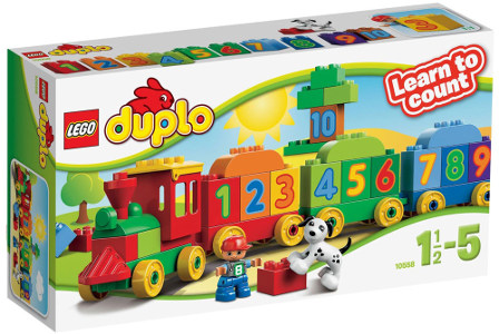 Duplo My First Number Train