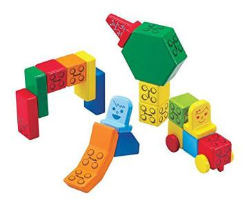 People Blocks 31 Piece Set