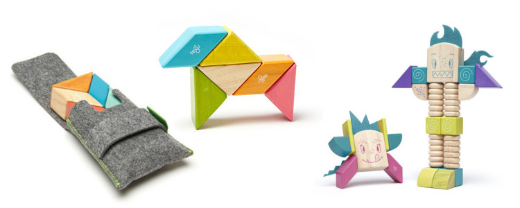 Tegu Small Building Block Sets